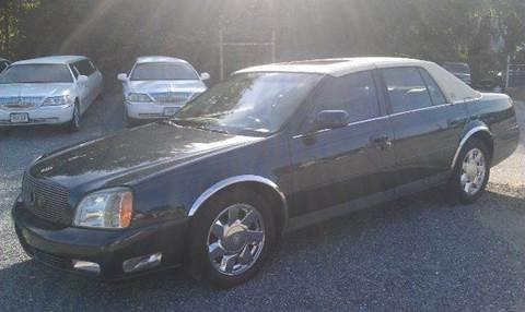 2001 Cadillac DeVille for sale at Ultra Auto Center in North Attleboro MA