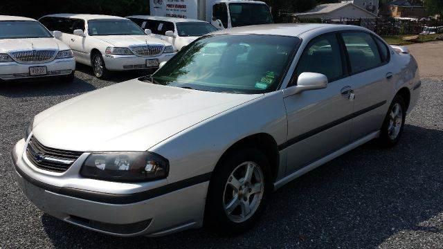 2003 Chevrolet Impala for sale at Ultra Auto Center in North Attleboro MA