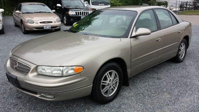 2003 Buick Regal for sale at Ultra Auto Center in North Attleboro MA