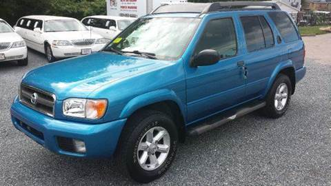 2003 Nissan Pathfinder for sale at Ultra Auto Center in North Attleboro MA