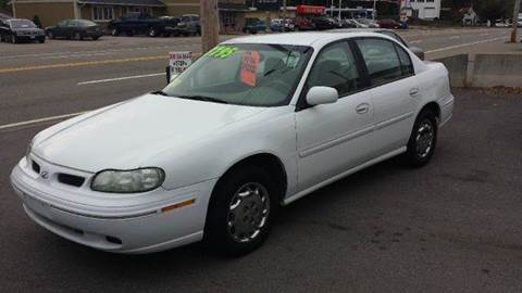 1999 Oldsmobile Cutlass for sale at Ultra Auto Center in North Attleboro MA