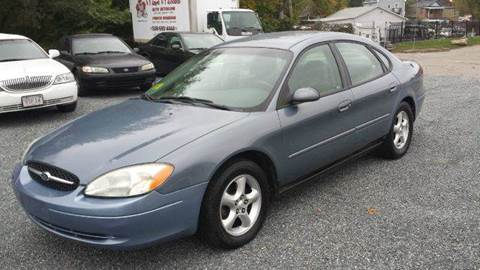 2001 Ford Taurus for sale at Ultra Auto Center in North Attleboro MA