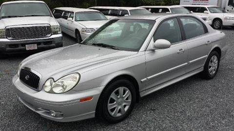 2005 Hyundai Sonata for sale at Ultra Auto Center in North Attleboro MA