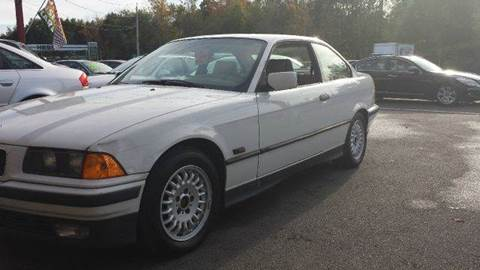 1995 BMW 3 Series for sale at Ultra Auto Center in North Attleboro MA