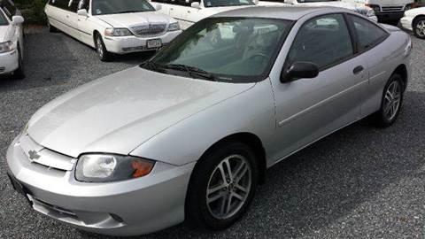 2004 Chevrolet Cavalier for sale at Ultra Auto Center in North Attleboro MA