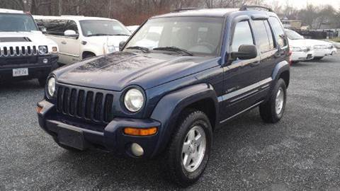2002 Jeep Liberty for sale at Ultra Auto Center in North Attleboro MA