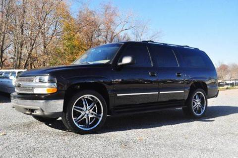 2004 Chevrolet Suburban for sale at Ultra Auto Center in North Attleboro MA