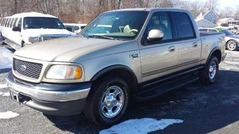 2001 Ford F-150 for sale at Ultra Auto Center in North Attleboro MA