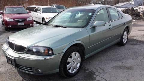 2004 Lincoln LS for sale at Ultra Auto Center in North Attleboro MA