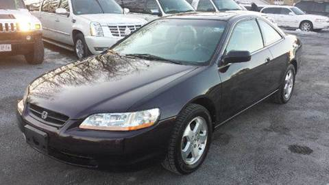 1998 Honda Accord for sale at Ultra Auto Center in North Attleboro MA