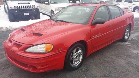 2003 Pontiac Grand Am for sale at Ultra Auto Center in North Attleboro MA