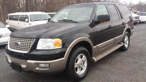 2003 Ford Expedition for sale at Ultra Auto Center in North Attleboro MA