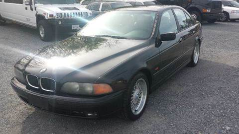 1998 BMW 5 Series for sale at Ultra Auto Center in North Attleboro MA