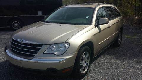 2007 Chrysler Pacifica for sale at Ultra Auto Center in North Attleboro MA