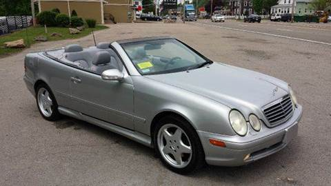 2000 Mercedes-Benz CLK-Class for sale at Ultra Auto Center in North Attleboro MA
