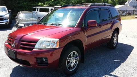 2004 Mitsubishi Endeavor for sale at Ultra Auto Center in North Attleboro MA