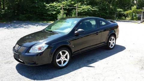 2007 Pontiac G5 for sale at Ultra Auto Center in North Attleboro MA
