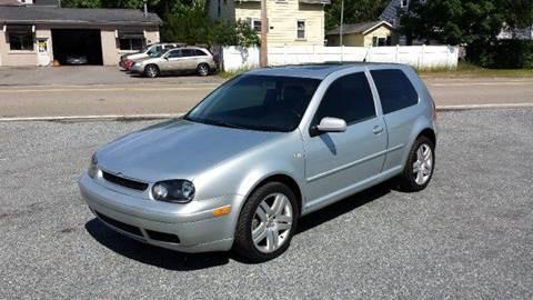 2003 Volkswagen GTI for sale at Ultra Auto Center in North Attleboro MA