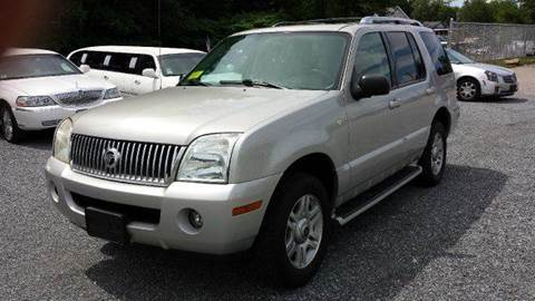 2004 Mercury Mountaineer for sale at Ultra Auto Center in North Attleboro MA
