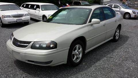 2004 Chevrolet Impala for sale at Ultra Auto Center in North Attleboro MA