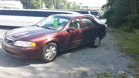 2000 Mazda 626 for sale at Ultra Auto Center in North Attleboro MA
