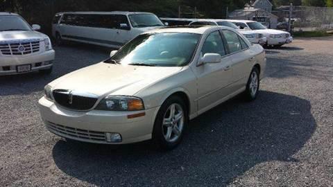 2002 Lincoln LS for sale at Ultra Auto Center in North Attleboro MA