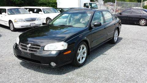 2001 Nissan Maxima for sale at Ultra Auto Center in North Attleboro MA