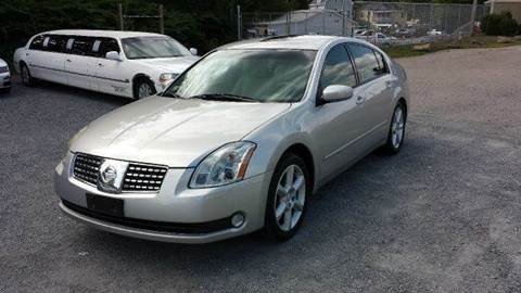 2005 Nissan Maxima for sale at Ultra Auto Center in North Attleboro MA