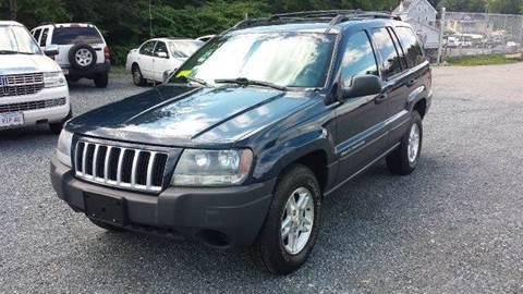 2004 Jeep Grand Cherokee for sale at Ultra Auto Center in North Attleboro MA