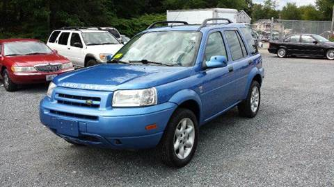 2002 Land Rover Freelander for sale at Ultra Auto Center in North Attleboro MA