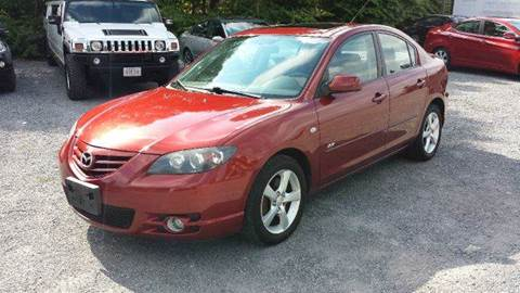 2006 Mazda MAZDA3 for sale at Ultra Auto Center in North Attleboro MA
