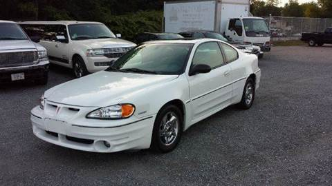 2003 Pontiac Grand Am for sale at Ultra Auto Center in North Attleboro MA