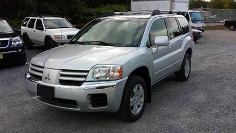 2004 Mitsubishi Endeavor for sale at Ultra Auto Center in North Attleboro MA