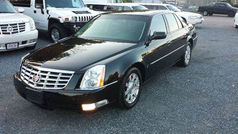 2008 Cadillac DTS for sale at Ultra Auto Center in North Attleboro MA