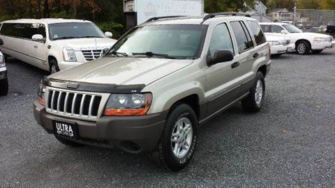 2004 Jeep Grand Cherokee for sale at Ultra Auto Center in North Attleboro MA