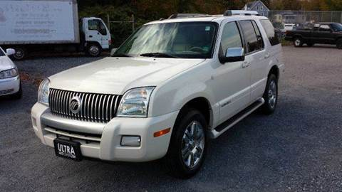 2008 Mercury Mountaineer for sale at Ultra Auto Center in North Attleboro MA