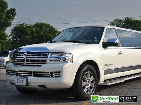2007 Lincoln Navigator for sale at Ultra Auto Center in North Attleboro MA