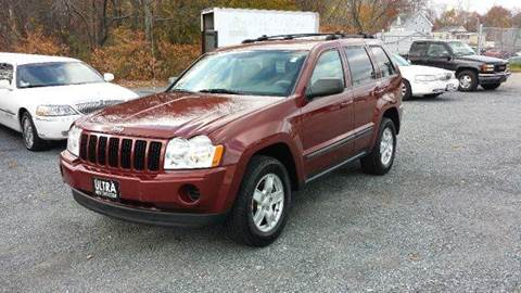 2007 Jeep Grand Cherokee for sale at Ultra Auto Center in North Attleboro MA