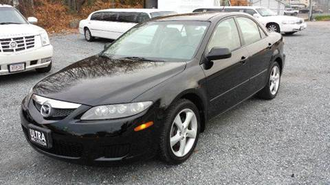 2006 Mazda MAZDA6 for sale at Ultra Auto Center in North Attleboro MA