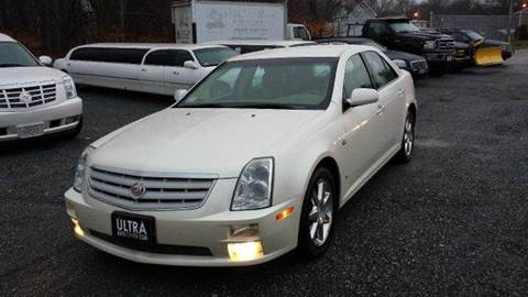 2006 Cadillac STS for sale at Ultra Auto Center in North Attleboro MA