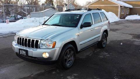 2006 Jeep Grand Cherokee for sale at Ultra Auto Center in North Attleboro MA