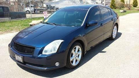 2005 Nissan Maxima for sale at Ultra Auto Center in North Attleboro MA