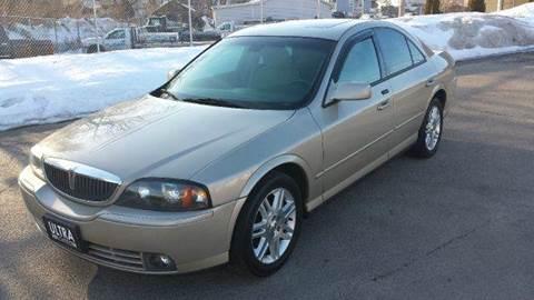 2005 Lincoln LS for sale at Ultra Auto Center in North Attleboro MA