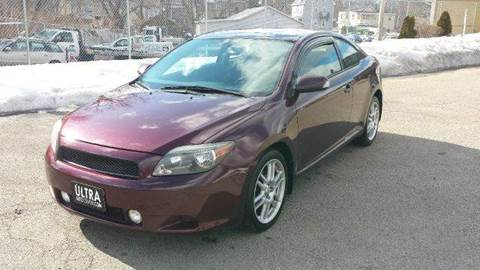 2005 Scion tC for sale at Ultra Auto Center in North Attleboro MA