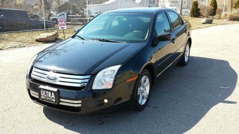 2007 Ford Fusion for sale at Ultra Auto Center in North Attleboro MA