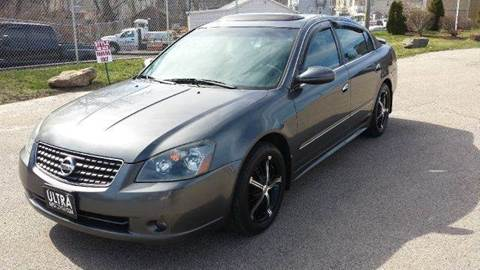 2005 Nissan Altima for sale at Ultra Auto Center in North Attleboro MA