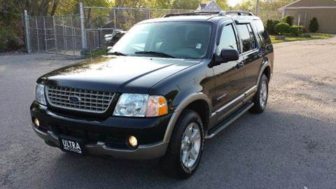 2004 Ford Explorer for sale at Ultra Auto Center in North Attleboro MA