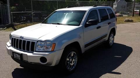 2005 Jeep Grand Cherokee for sale at Ultra Auto Center in North Attleboro MA