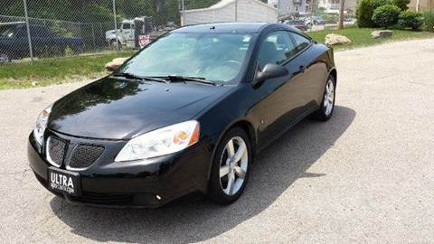 2007 Pontiac G6 for sale at Ultra Auto Center in North Attleboro MA