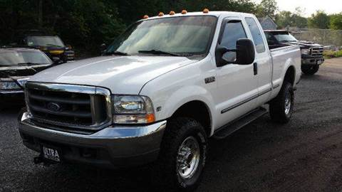 1999 Ford F-350 Super Duty for sale at Ultra Auto Center in North Attleboro MA